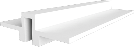 ray plasterboard profile lighting benny tevet light lines indirect hidden